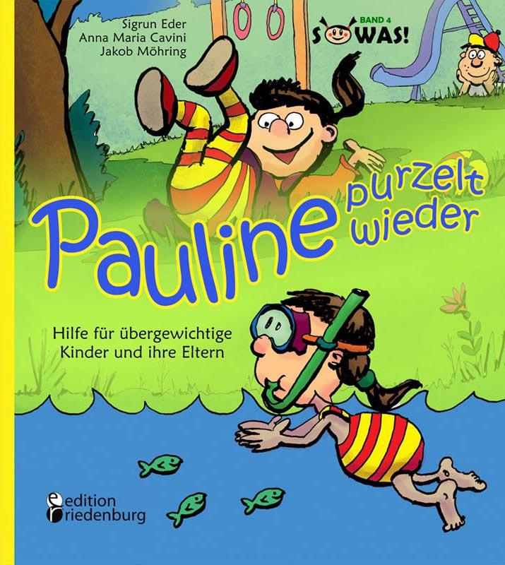 Pauline purzelt wieder