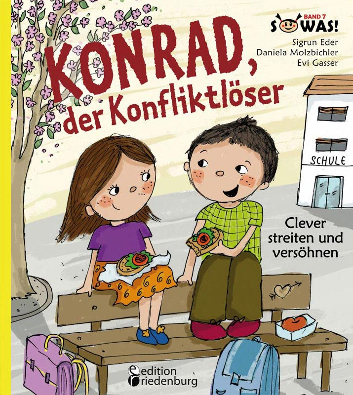 Konrad der Konfliktlöser