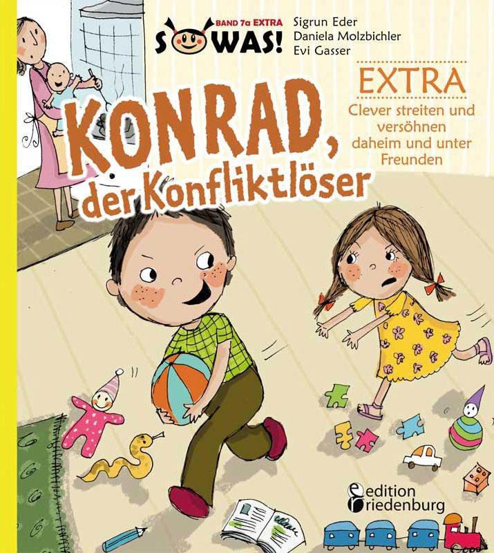 Konrad, der Konfliktlöser EXTRA a