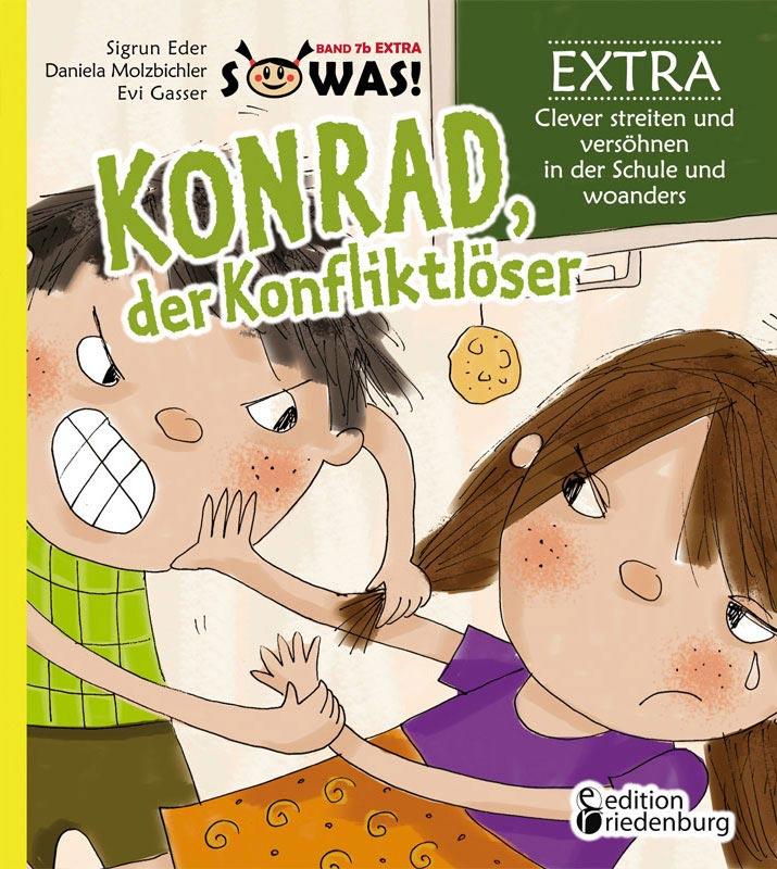 Konrad, der Konfliktlöser EXTRA b